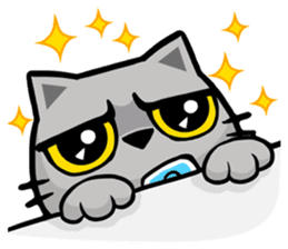 Meow Zhua Zhua - No.9 - sticker #11137184