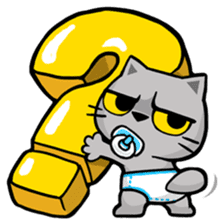 Meow Zhua Zhua - No.9 - sticker #11137188