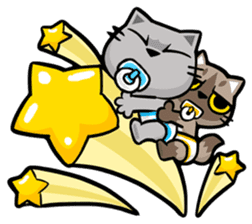 Meow Zhua Zhua - No.9 - sticker #11137196