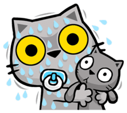 Meow Zhua Zhua - No.9 - sticker #11137205