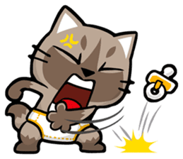 Meow Zhua Zhua - No.9 - sticker #11137209