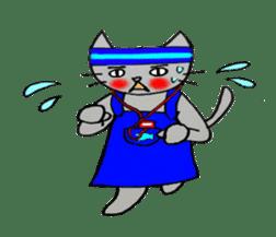 Nekokun househusband a day-to-day sticker #11138063