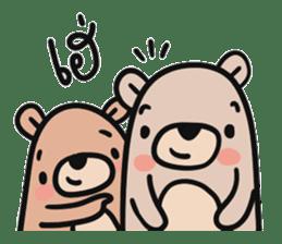 Teddy Bears [8]. sticker #11138664