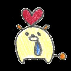 Aki Toyosaki's Sticker