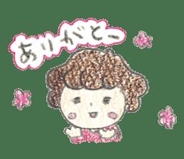 Aki Toyosaki's Sticker sticker #11142306
