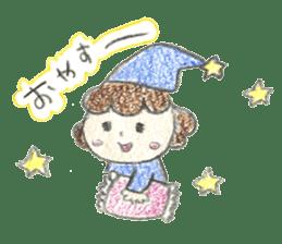 Aki Toyosaki's Sticker sticker #11142313