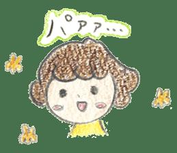 Aki Toyosaki's Sticker sticker #11142317