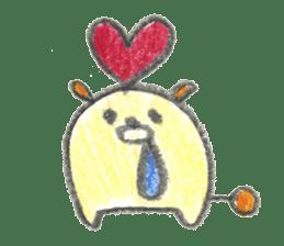 Aki Toyosaki's Sticker sticker #11142335