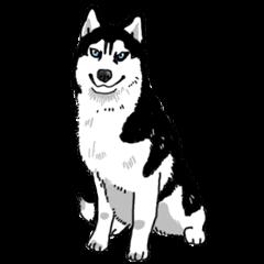 Wanko-Biyori Vol.4 Siberian husky
