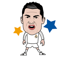 Official Real Madrid Sticker Pack sticker #11146885