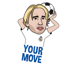 Official Real Madrid Sticker Pack sticker #11146894