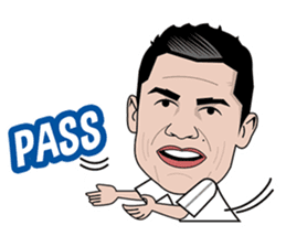 Official Real Madrid Sticker Pack sticker #11146895