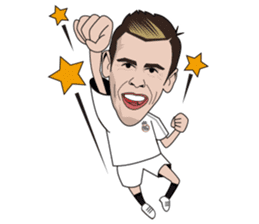 Official Real Madrid Sticker Pack sticker #11146901