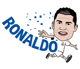 Official Real Madrid Sticker Pack sticker #11146902