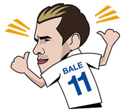 Official Real Madrid Sticker Pack sticker #11146903