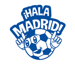 Official Real Madrid Sticker Pack sticker #11146905