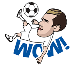 Official Real Madrid Sticker Pack sticker #11146909