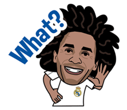 Official Real Madrid Sticker Pack sticker #11146910