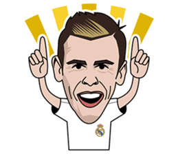 Official Real Madrid Sticker Pack sticker #11146912