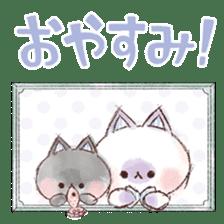 melty cat sticker #11164533