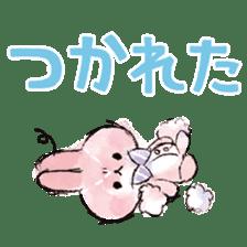 melty cat sticker #11164545