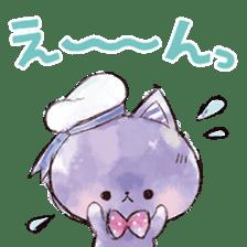 melty cat sticker #11164553