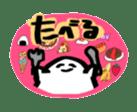 obake small sticker sticker #11185204