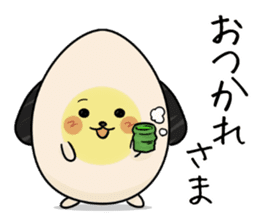 Eggdog sticker #11185632