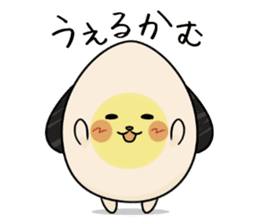 Eggdog sticker #11185639