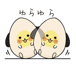 Eggdog sticker #11185640