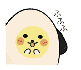 Eggdog sticker #11185650