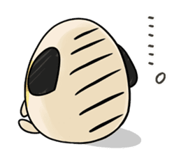 Eggdog sticker #11185662