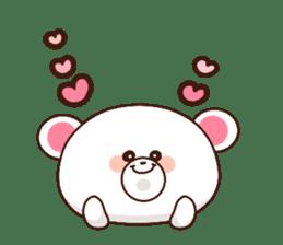 Bear to send When you become dear sticker #11197068
