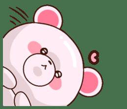 Bear to send When you become dear sticker #11197080