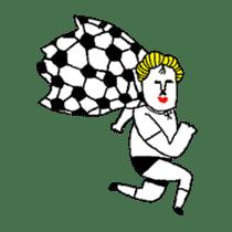 BALL BOY BOB 7 sticker #11199892