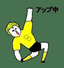 BALL BOY BOB 7 sticker #11199908