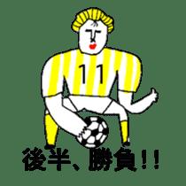 BALL BOY BOB 7 sticker #11199915