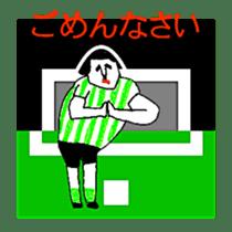 BALL BOY BOB 7 sticker #11199923