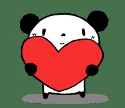 Chibipan1.8 sticker #11203520