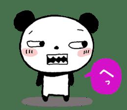 Chibipan1.8 sticker #11203522