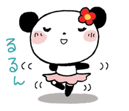 Chibipan1.8 sticker #11203523