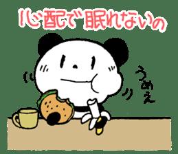 Chibipan1.8 sticker #11203534