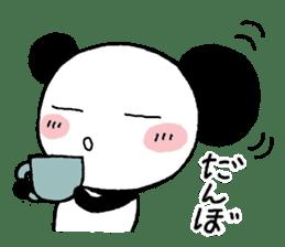 Chibipan1.8 sticker #11203537