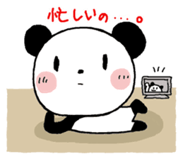 Chibipan1.8 sticker #11203546