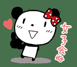 Chibipan1.8 sticker #11203551