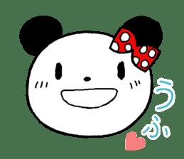 Chibipan1.8 sticker #11203553