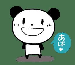 Chibipan1.8 sticker #11203554