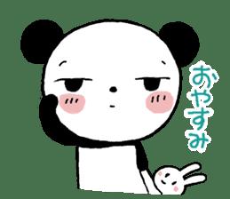Chibipan1.8 sticker #11203558