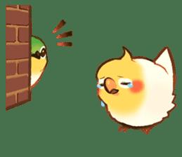 Coca Bird.2 sticker #11205404