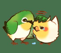 Coca Bird.2 sticker #11205405